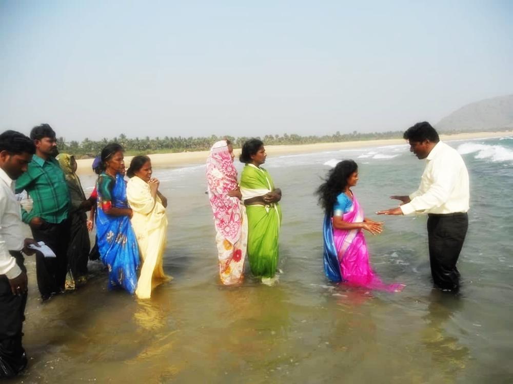 Explaining baptism